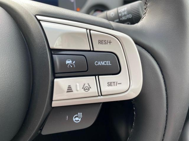 リュクス 1年保証付 ユーザー買取車 ハーフレザー ホンダセンシング 純正9インチメモリーナビ フルセグTV レーダークルーズコントロール LEDヘッドライト クリアランスソナー ステアリングヒーター(33枚目)