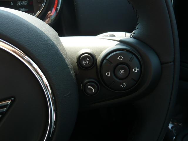 クーパーSクロスオーバーTLCメンテ&2年延長保証新車保証(16枚目)