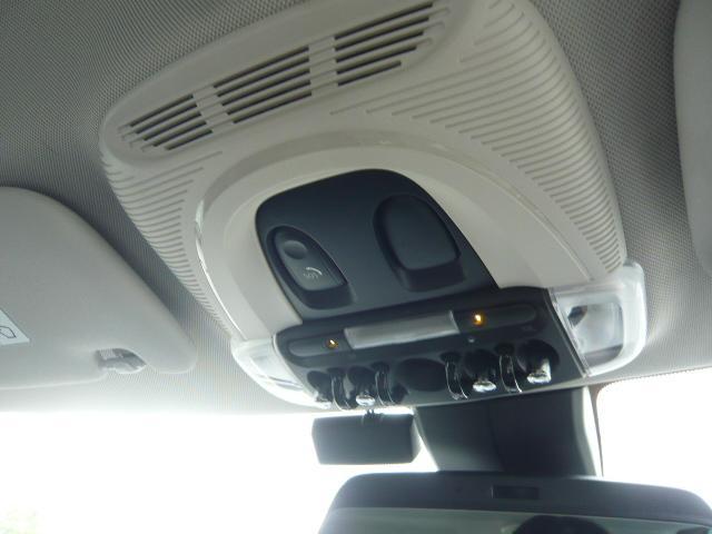 クーパー クラブマンペッパーBカメラセンサー17黒アロイ PEPPERパッケージ リアビューカメラ フロントリアPDC パーキングアシスト 自動防眩ドアミラー スルーローディングシステム MINIドライビングモード 17インチネットスポーク黒アロイホイール(36枚目)