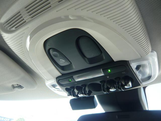 クーパー クラブマンUKテールライトペッパーPKG PDC ペッパーパッケージ リアビューカメラ フロント&リアPDC パーキングアシスト 自動防眩ルームミラー MINIドライビングモード LEDヘッドライト/デイライトリング ユニオンジャックテールライト(35枚目)