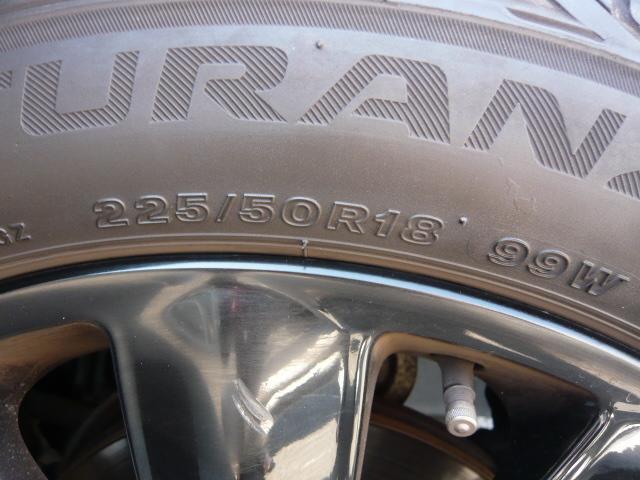 クーパーD クロスオーバーペッパーLED18ピンスポークAW ホワイト ボンネット・ストライプ クロームライン エクステリア カラーライン・サテライト・グレイ フロントシート ヒーティング LEDヘッドライト・フォグライト 18インチ ブラックピンスポーク(22枚目)