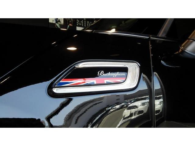 クーパーD クロスオーバーペッパーLED18ピンスポークAW ホワイト ボンネット・ストライプ クロームライン エクステリア カラーライン・サテライト・グレイ フロントシート ヒーティング LEDヘッドライト・フォグライト 18インチ ブラックピンスポーク(29枚目)