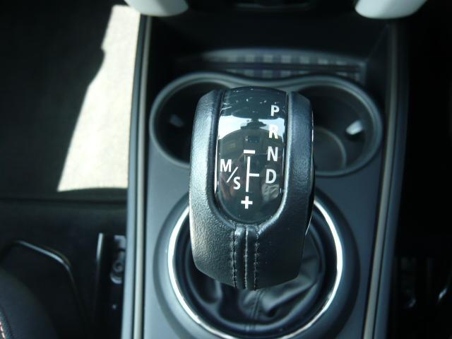 クーパーD クロスオーバーペッパーLED18ピンスポークAW ホワイト ボンネット・ストライプ クロームライン エクステリア カラーライン・サテライト・グレイ フロントシート ヒーティング LEDヘッドライト・フォグライト 18インチ ブラックピンスポーク(38枚目)