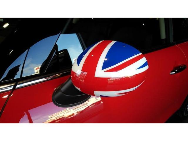 クーパーD クロスオーバーペッパーLED18ピンスポークAW ホワイト ボンネット・ストライプ クロームライン エクステリア カラーライン・サテライト・グレイ フロントシート ヒーティング LEDヘッドライト・フォグライト 18インチ ブラックピンスポーク(42枚目)