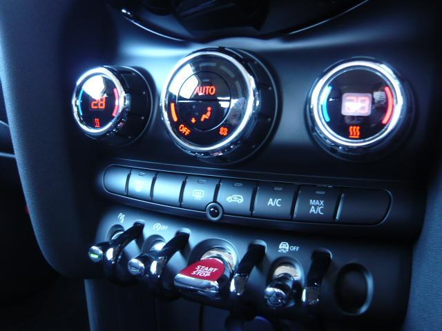 クーパーD3ドアペッパーカメラ&パーキングアシストLED灯 コンフォートアクセス・ストレージコンパートメント・エキサイトメントPKG・ライトPKG・リアビューカメラ・パーキングアシスト・フロントリアPDCパークディスタンスコントロール・LEDヘッドライト(32枚目)