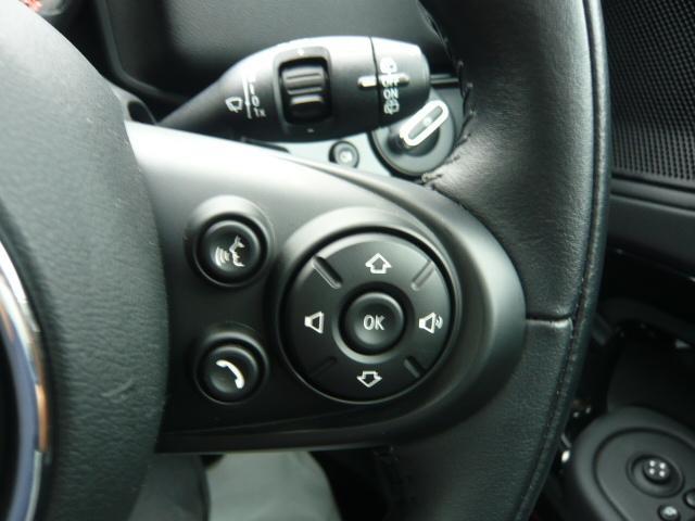 クーパーD クロスオーバーペッパーPKGドラレコ2CH PEPPER PKG ブラック ルーフ & ミラーキャップ LED フォグライト LEDヘッドライト 断熱フィルムBセット ドライブ・レコーダーTCL製フロント&リア2CH NEXT保証(31枚目)