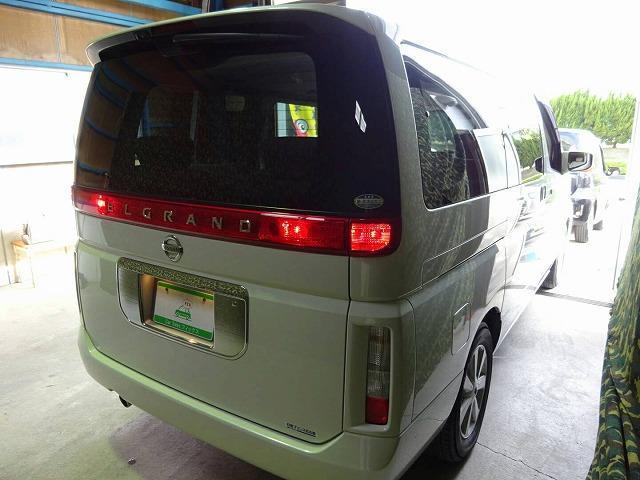 日産 エルグランド X 禁煙車 電動スライド バックカメラ ETC HID