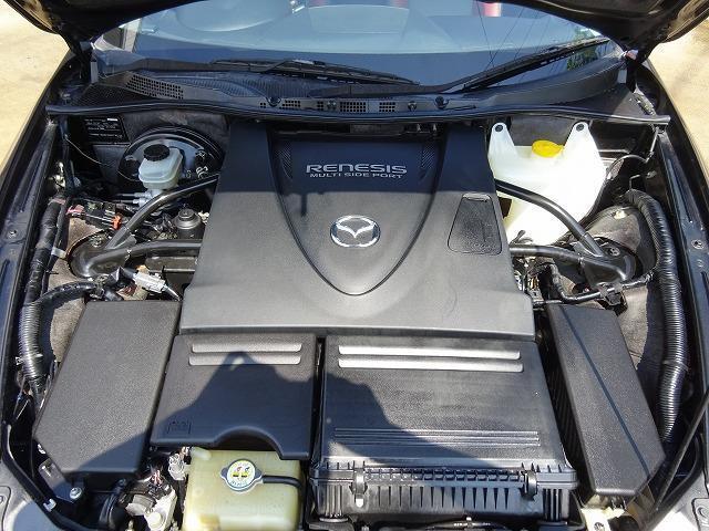 スピリットR 最終モデル 6MT フルノーマル アドバンスドキー 専用カラー純正19インチアルミホイール 純正装着タイヤ 専用純正RECAROシート ETC タイヤ BRIDGESTONE POTENZA8分山(18枚目)