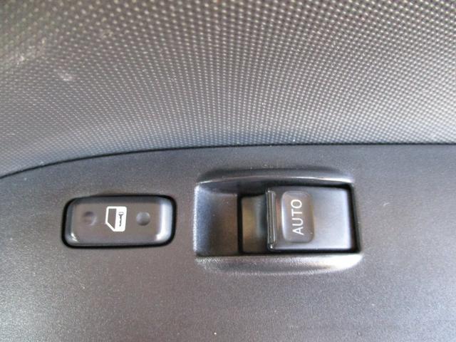 運転席パワーウィンドウです。