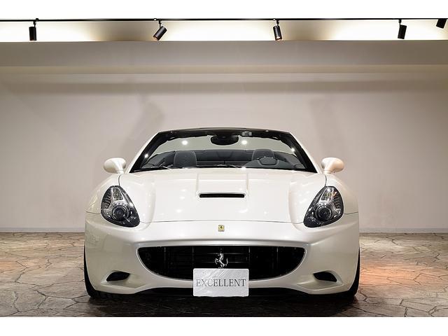 「フェラーリ」「フェラーリ カリフォルニア」「オープンカー」「岐阜県」の中古車4