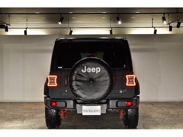 ルビコン 2020年モデルディーラー車 LEDヘッドライト OPチューブステップ 純正ドラレコ オールウェザーマット シートヒーター ハンドルヒーター 全周囲カメラ 純正ナビ地デジ 新車保証継承 法人1オーナ-(11枚目)
