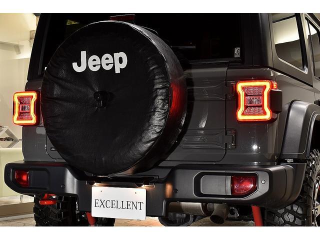 ルビコン 2020年モデルディーラー車 LEDヘッドライト OPチューブステップ 純正ドラレコ オールウェザーマット シートヒーター ハンドルヒーター 全周囲カメラ 純正ナビ地デジ 新車保証継承 法人1オーナ-(13枚目)