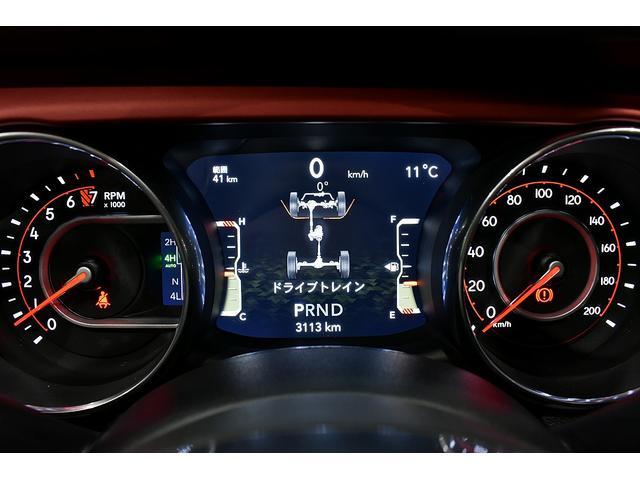 ルビコン 2020年モデルディーラー車 LEDヘッドライト OPチューブステップ 純正ドラレコ オールウェザーマット シートヒーター ハンドルヒーター 全周囲カメラ 純正ナビ地デジ 新車保証継承 法人1オーナ-(18枚目)