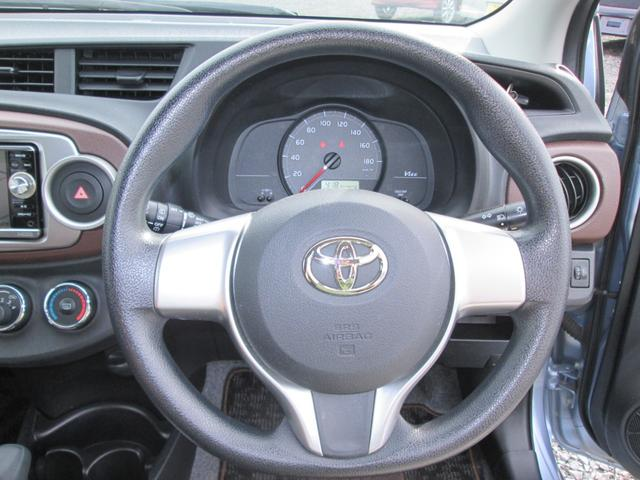 トヨタ ヴィッツ ジュエラ スマートキー フル装備
