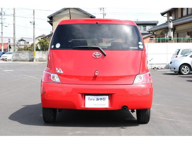 トヨタ bB S ガーネットエディション ナビ ETC