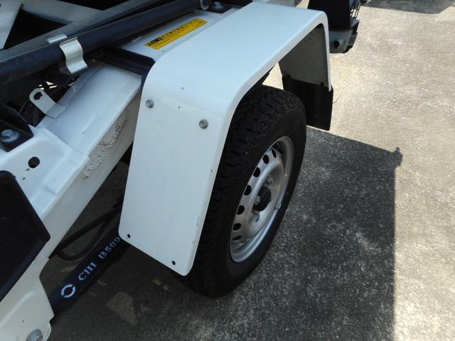 ダイハツ ハイゼットトラック PTOダンプ 4WD 5速MT Wエアバッグ