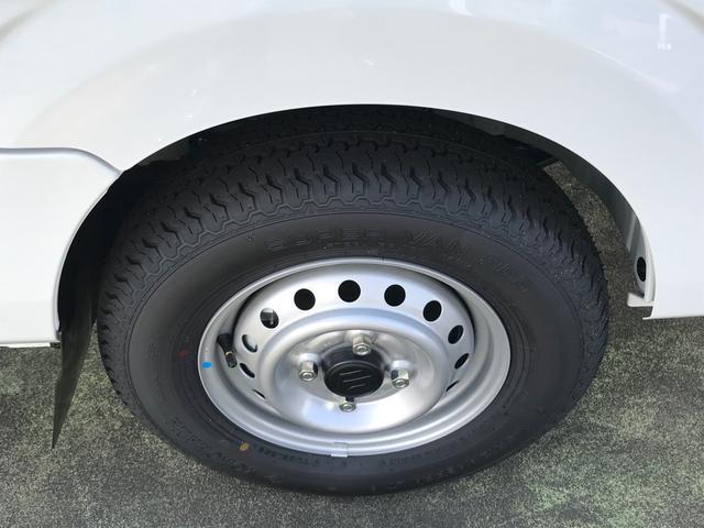 KCエアコン・パワステ4WDオートギアシフト 届出済未使用車(10枚目)