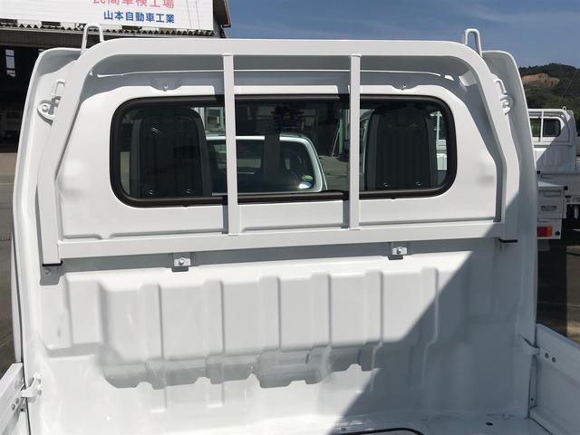 KCエアコン・パワステ4WDオートギアシフト 届出済未使用車(11枚目)