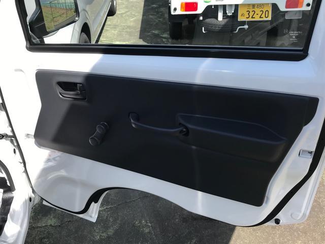 KCエアコン・パワステ4WDオートギアシフト 届出済未使用車(12枚目)