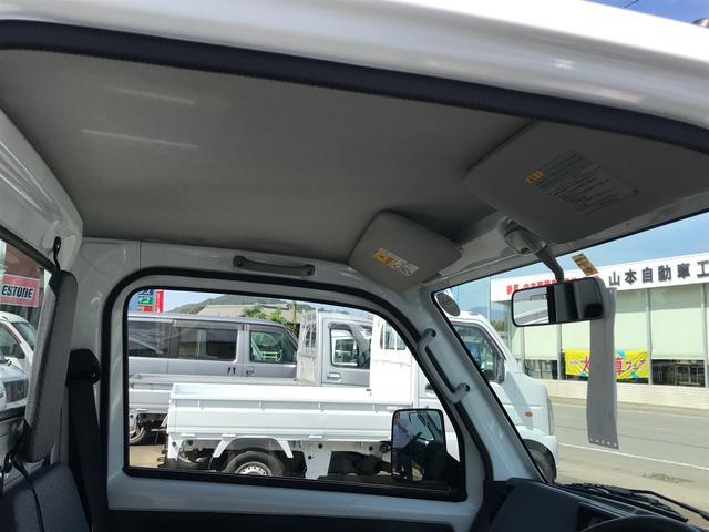 KCエアコン・パワステ4WDオートギアシフト 届出済未使用車(14枚目)