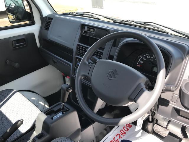 KCエアコン・パワステ4WDオートギアシフト 届出済未使用車(16枚目)