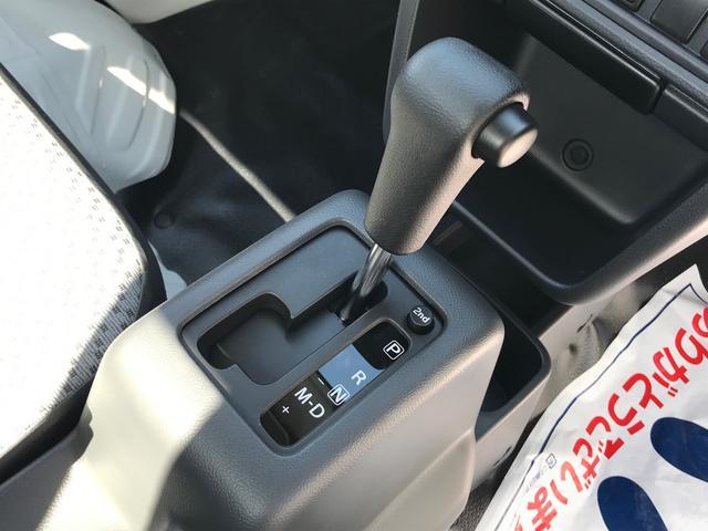 KCエアコン・パワステ4WDオートギアシフト 届出済未使用車(17枚目)