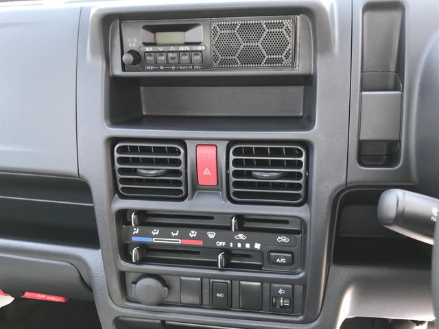 KCエアコン・パワステ4WDオートギアシフト 届出済未使用車(18枚目)