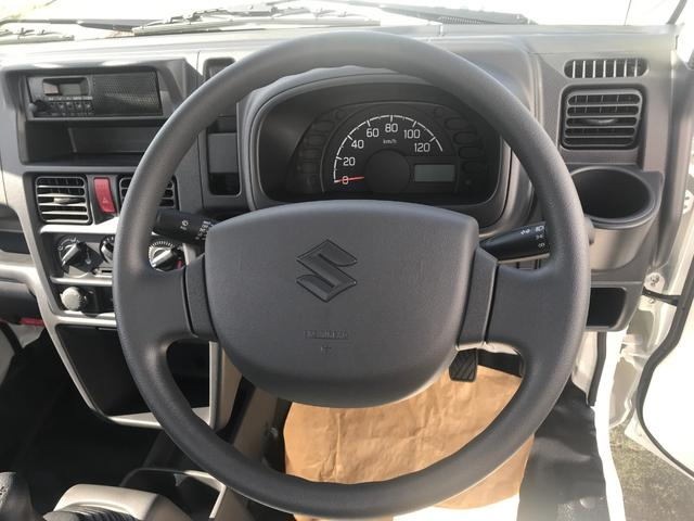 KC エアコン エアバッグ 4WD 届出済未使用車(23枚目)