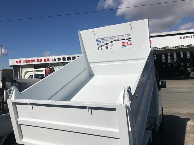 ダンプ 深底ダンプ エアコン エアバッグ 4WD 最大積載量350kg(6枚目)