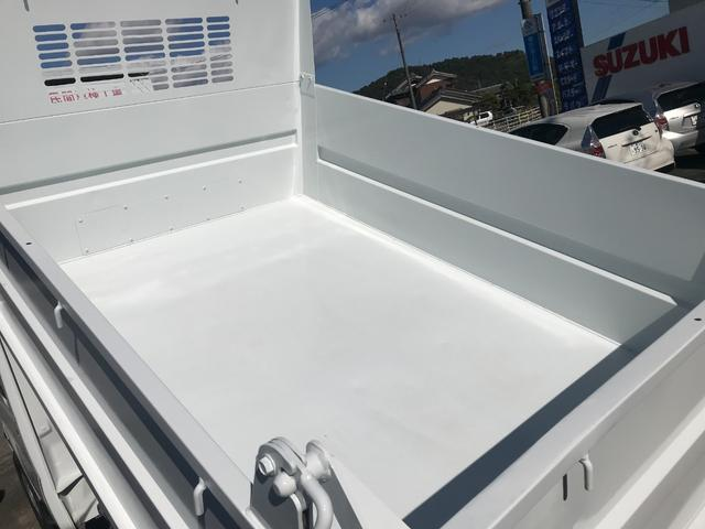 ダンプ 深底ダンプ エアコン エアバッグ 4WD 最大積載量350kg(8枚目)