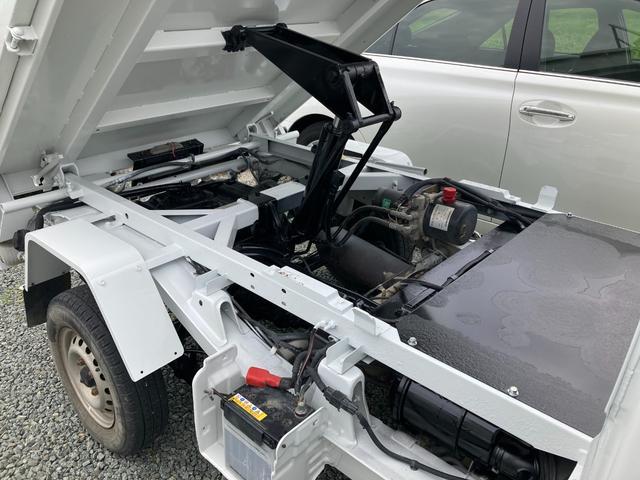 ダンプ オートマ車 エアコン 4WD(15枚目)