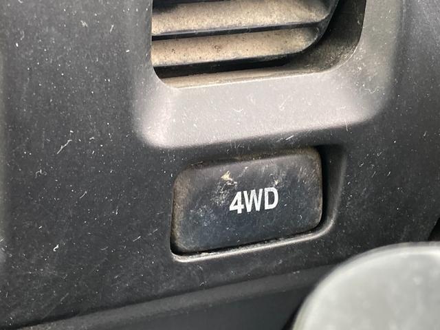 ダンプ オートマ車 エアコン 4WD(24枚目)