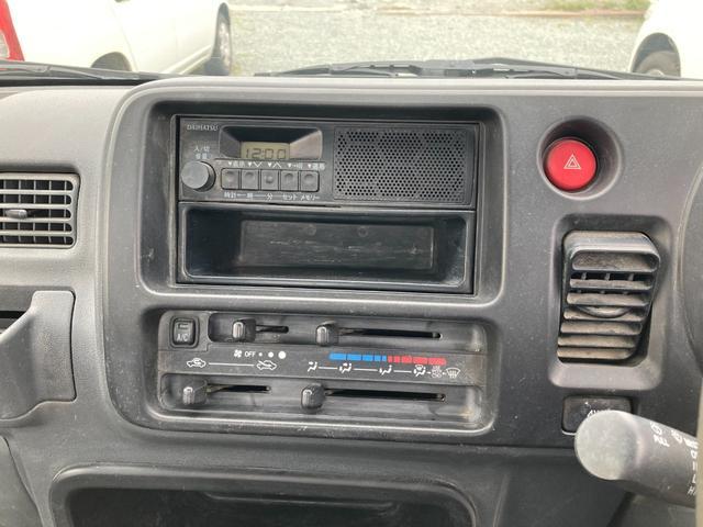 ダンプ オートマ車 エアコン 4WD(25枚目)