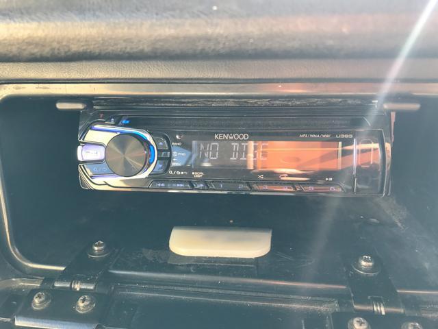 4WD CDデッキ 社外クーラー(8枚目)