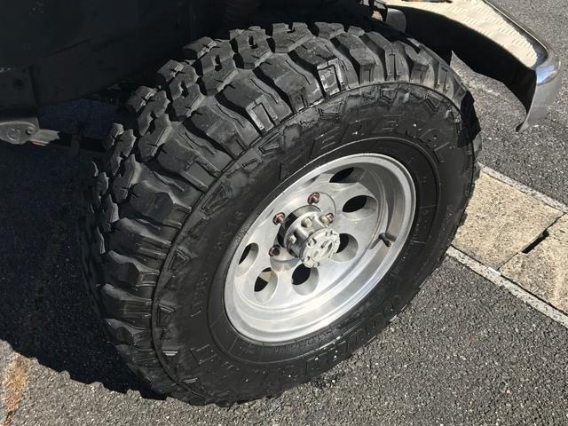 4WD CDデッキ 社外クーラー(18枚目)