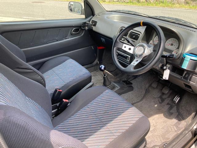 ターボie/s 新品車高調 新品タイヤ HIDヘットライト(7枚目)