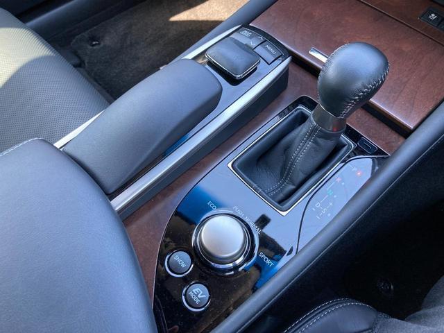 GS300h Iパッケージ サンルーフ 黒革エアーシート モデリスタエアロ LEDヘッドライト BSM 専用19AW(24枚目)