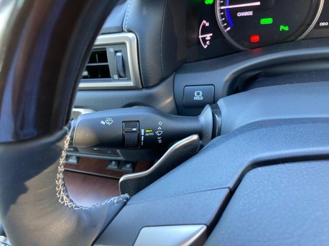 GS300h Iパッケージ サンルーフ 黒革エアーシート モデリスタエアロ LEDヘッドライト BSM 専用19AW(26枚目)