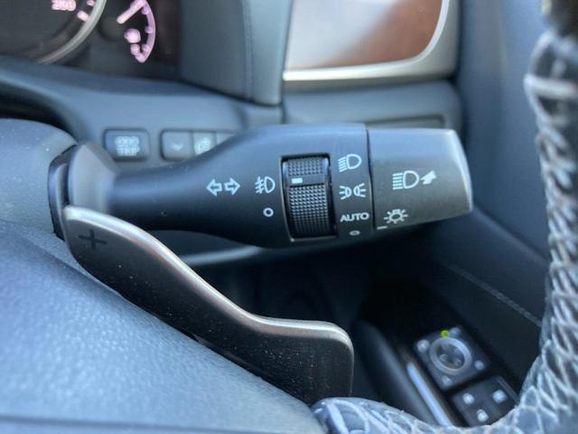GS300h Iパッケージ サンルーフ 黒革エアーシート モデリスタエアロ LEDヘッドライト BSM 専用19AW(27枚目)