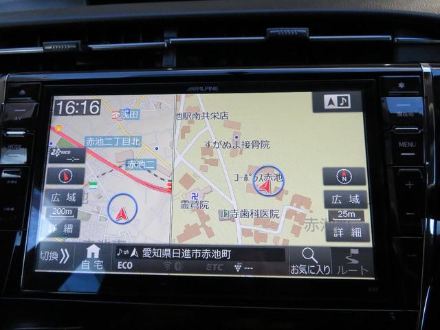 トヨタ プリウス Sツーリングセレクション・G's 社外SDメモリーナビ