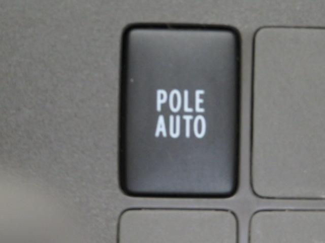 電動フェンダーポールのスイッチです。