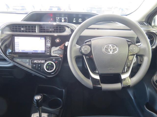 Sスタイルブラック トヨタセーフティセンス 社外アルパインSDメモリーナビ バックカメラ Bluetooth接続 ETC スマートキー 社外LEDヘッドライト(7枚目)