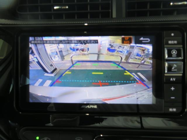 Sスタイルブラック トヨタセーフティセンス 社外アルパインSDメモリーナビ バックカメラ Bluetooth接続 ETC スマートキー 社外LEDヘッドライト(10枚目)