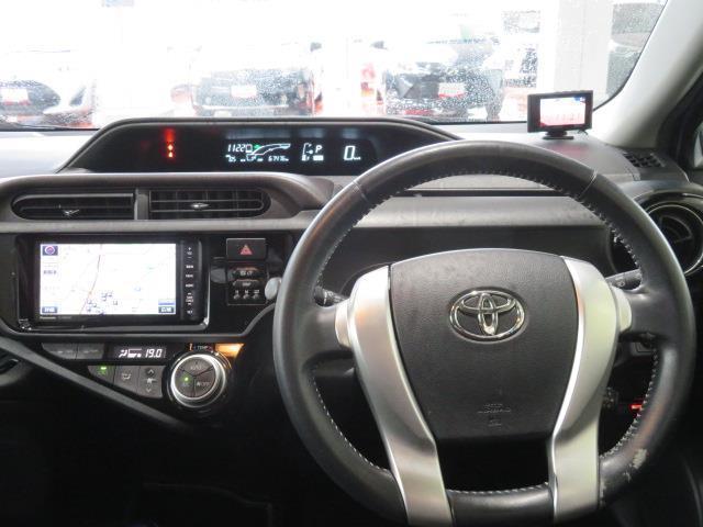 G 社外ストラーダSDメモリーナビ ETC スマートキー クルーズコントロール シートヒーター Bluetooth接続(7枚目)