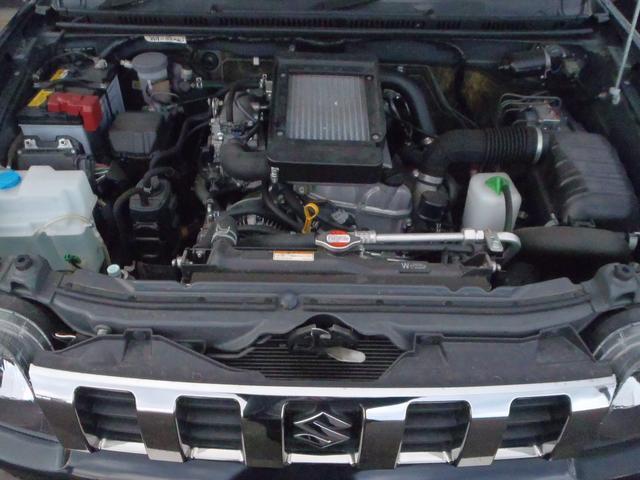 ランドベンチャー JB23W 4WD オートマ 純正アルミ(9枚目)
