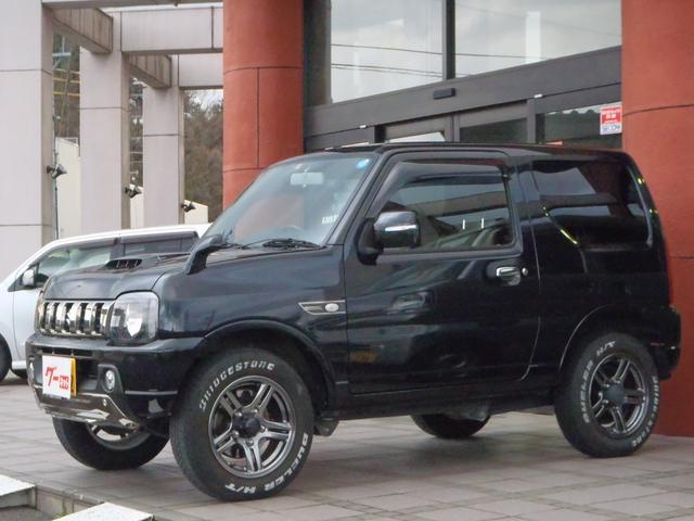 ランドベンチャー JB23W 4WD オートマ 純正アルミ(13枚目)