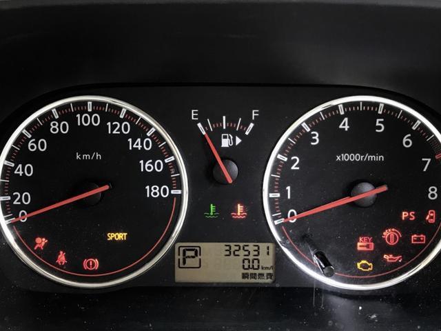 15X 走行3.3万キロ インテリキー付き 車検R2年2月(4枚目)