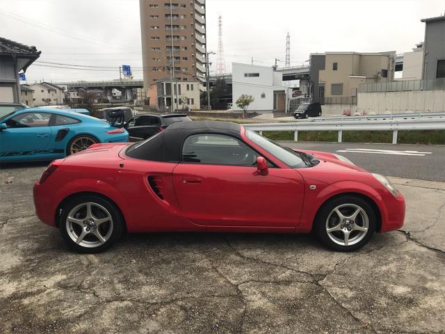 「トヨタ」「MR-S」「オープンカー」「愛知県」の中古車4
