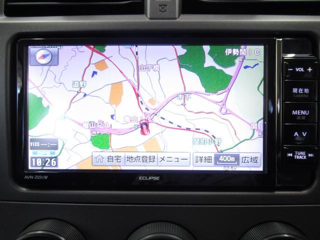 トヨタ ラクティス X 社外地デジSDナビ ETC バックモニター ワンオーナー