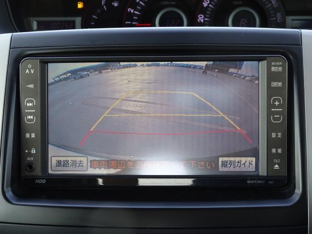トヨタ ノア S 地デジHDDナビBカメラ 両側電動スライド スマートキ